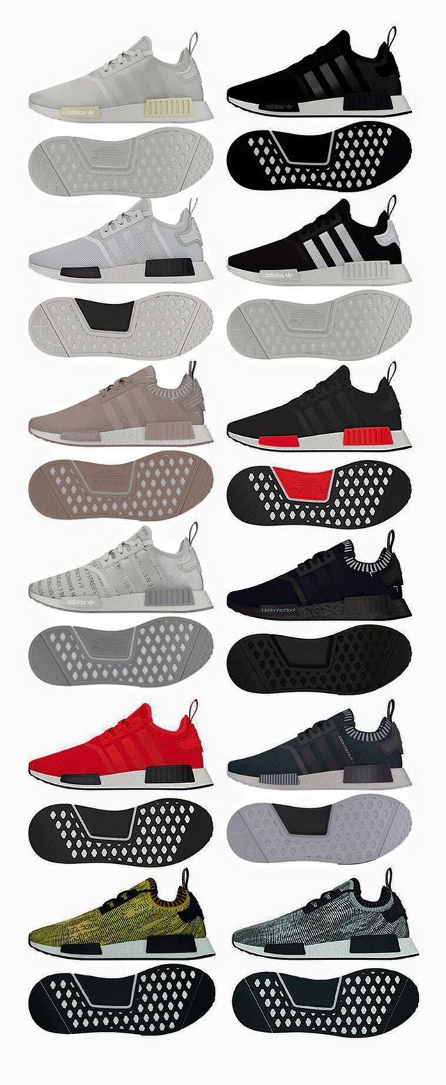 Will adidas Finally Release Colored