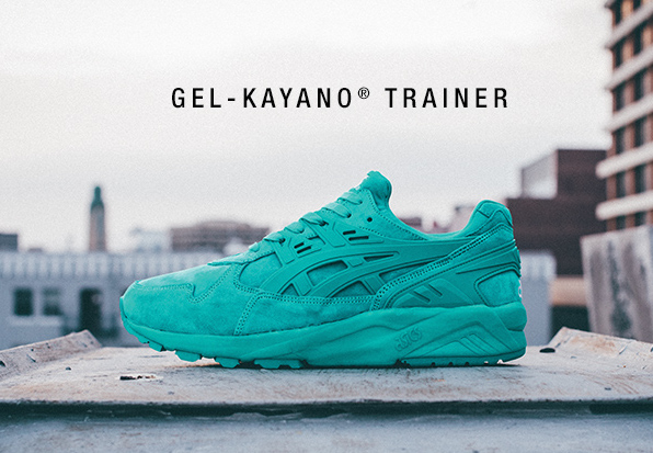 Packer Shoes x Asics Gel Kayano Trainer — PRIVATE