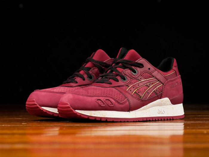 asics gel-lyte III chinese new year 2