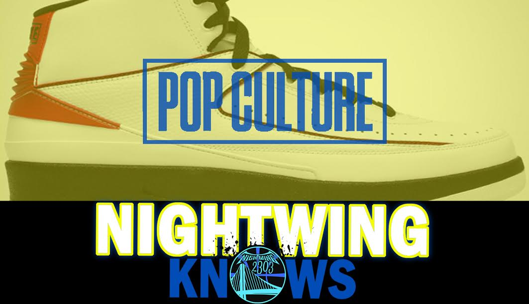 1987 The Air Jordan 2 and Pop Culture  Nightwing Knows