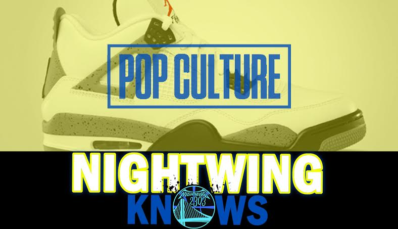 1989 The Air Jordan 4 and Pop Culture | Nightwing Knows