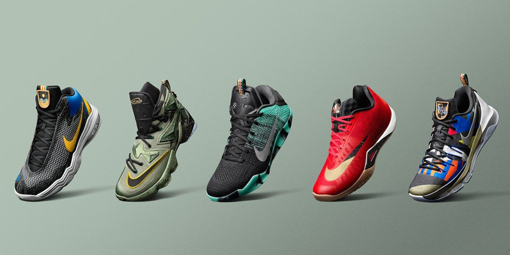 2016 Nike Basketball All-Star Collection