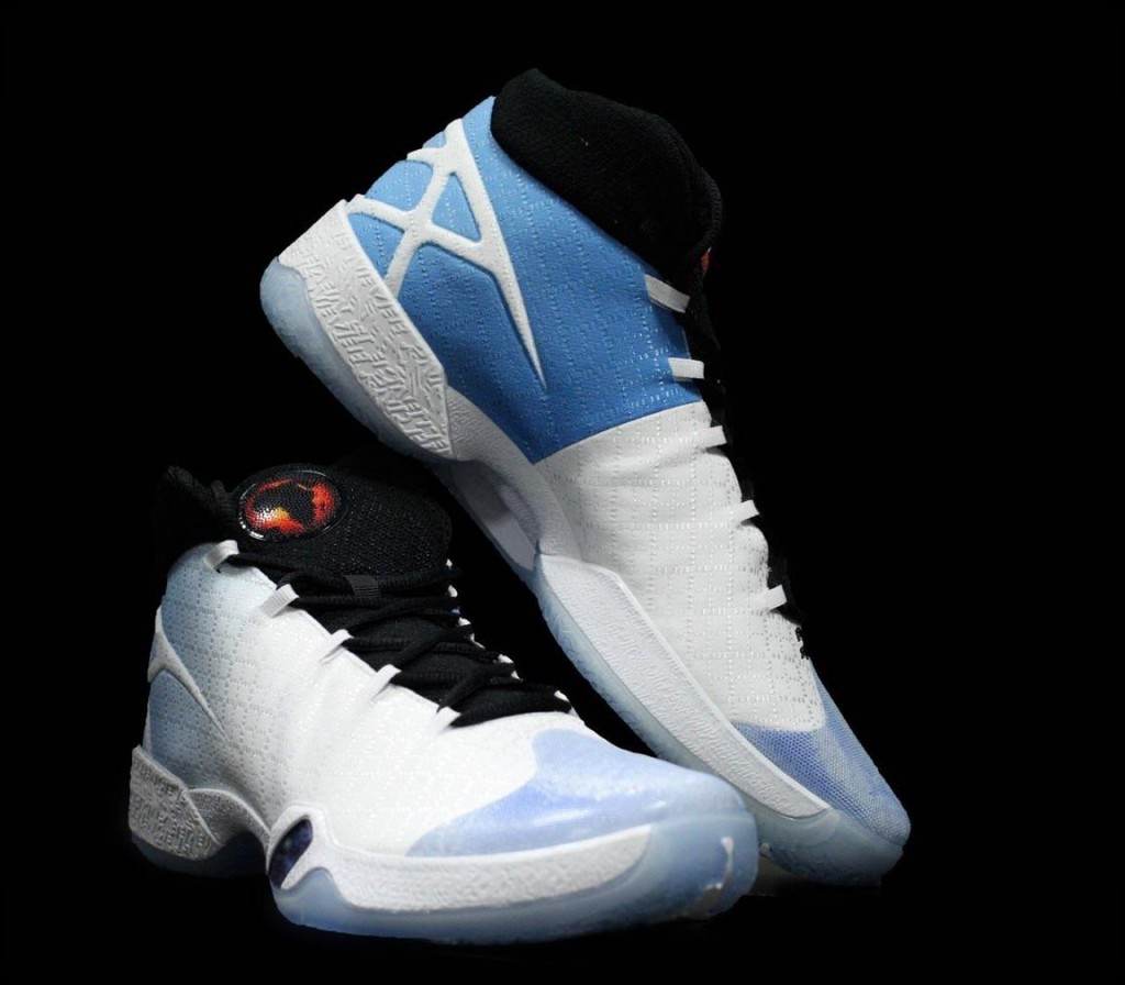 A Detailed Look at the Air Jordan XXX (30) in University Blue 1