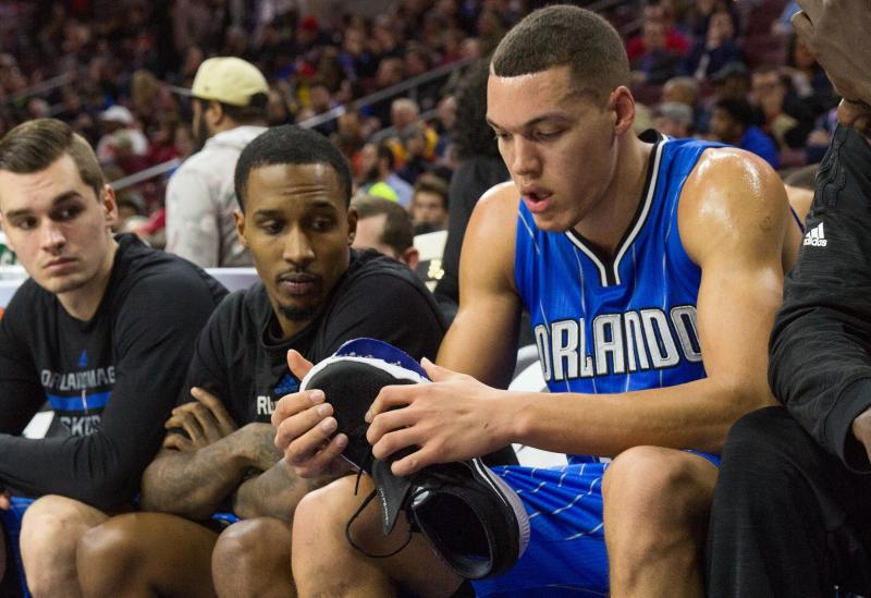Aaron Gordon Hulked Out of His HyperRev 2016's 1