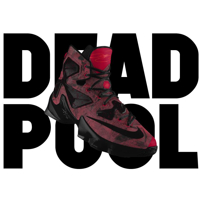 Deadpool LeBron id