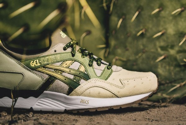 "Feature x ASICS Gel Lyte V ""Prickly Pear"" 1"