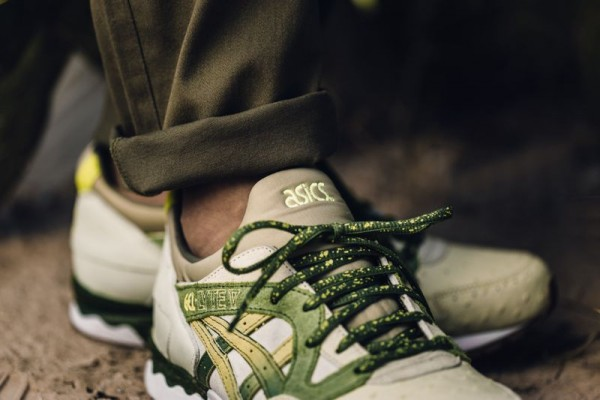 """Feature x ASICS Gel Lyte V """"Prickly Pear"""" 7 WearTesters"""