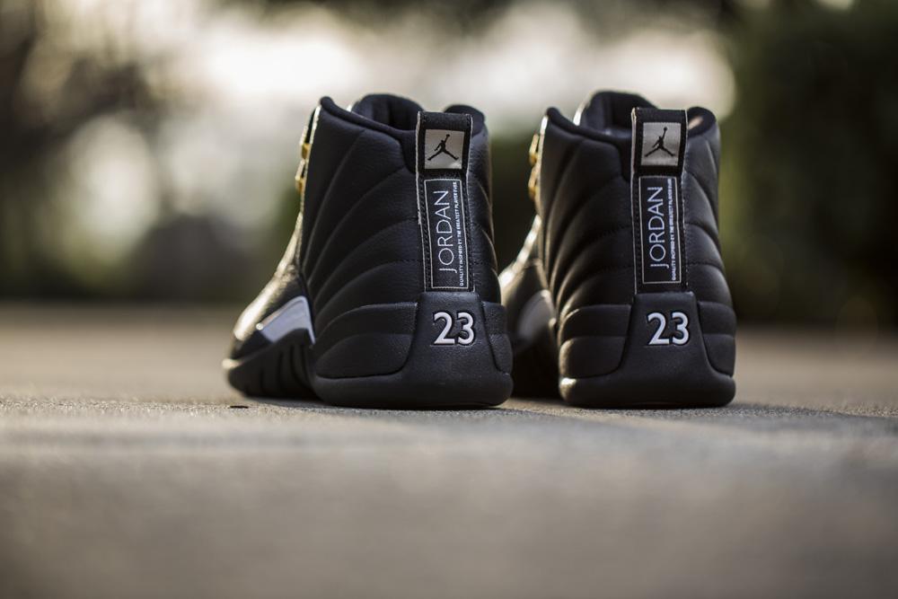 Get A Detailed Look at 'The Master' Air Jordan 12 Retro 4