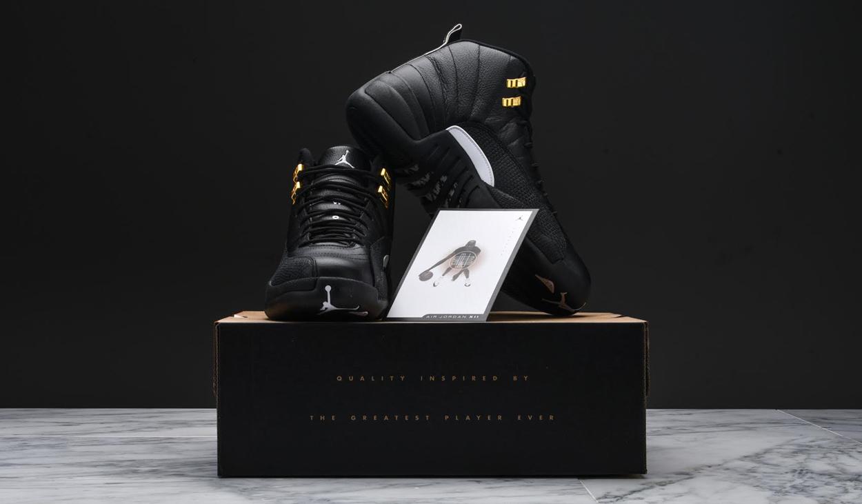 Get One Last Look at the Air Jordan 12 Retro 'The Master' 3