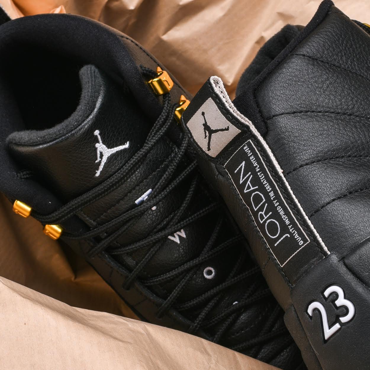 Get One Last Look at the Air Jordan 12 Retro 'The Master' 7