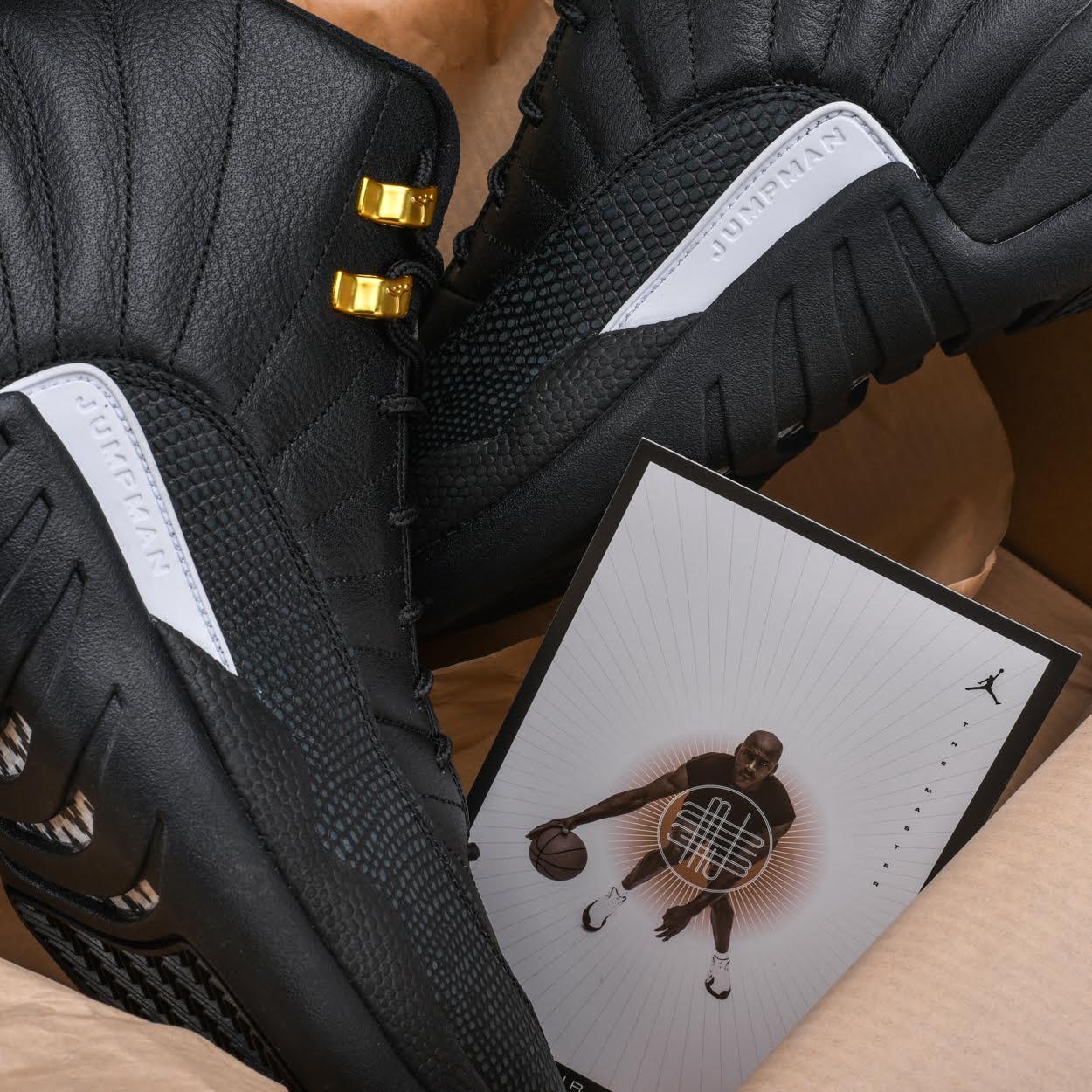 Get One Last Look at the Air Jordan 12 Retro 'The Master' 8
