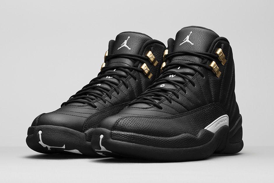 Get an Official Look at the Air Jordan 12 Retro 'The Master' 8