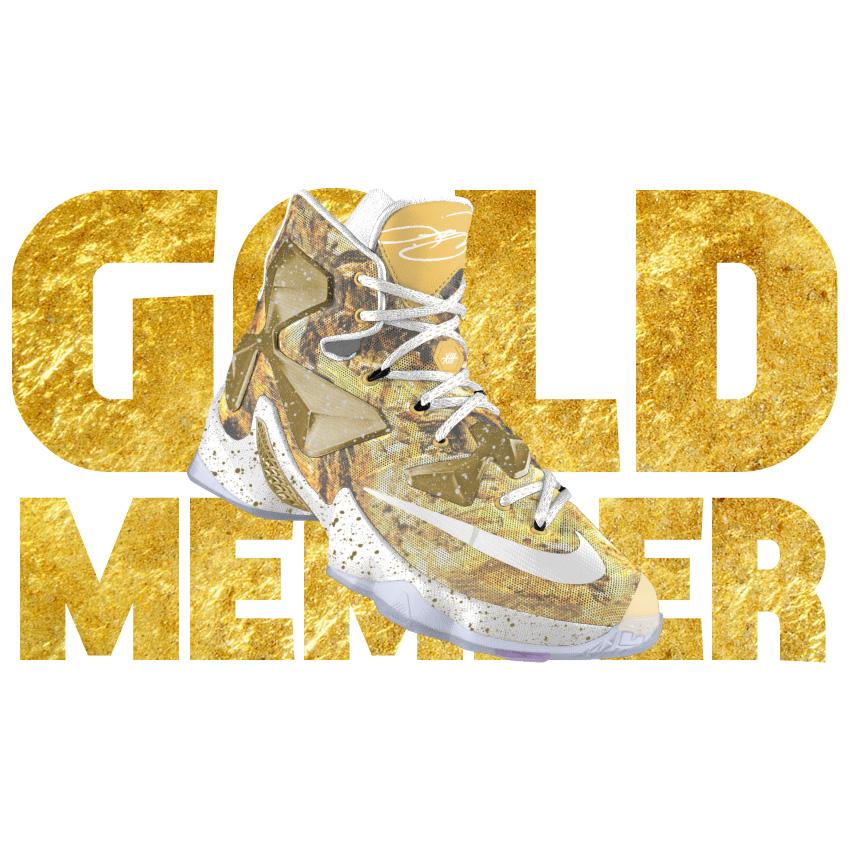 Goldmember Lebron id
