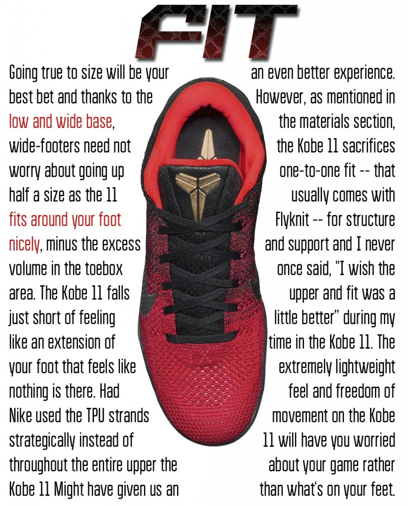 Kobe Fit