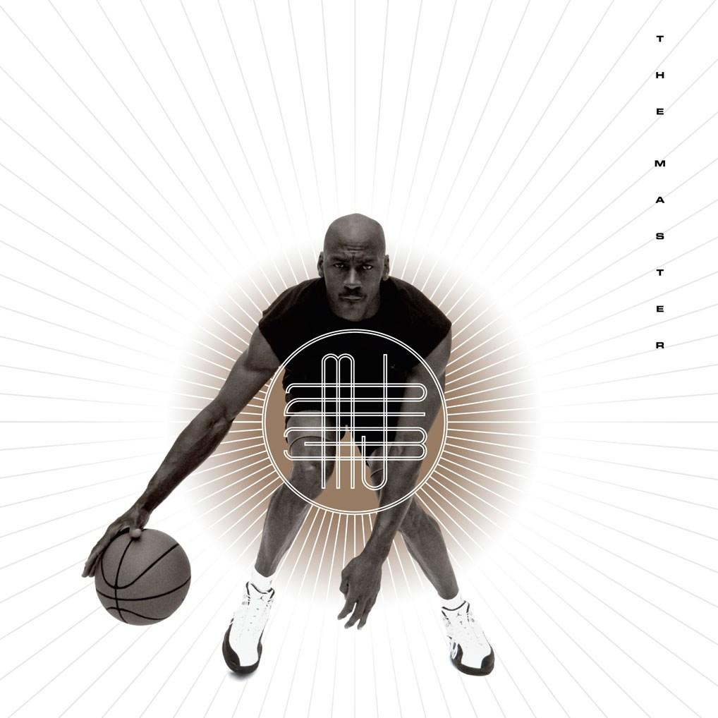 Michael Jordan Poster - %22The Master%22