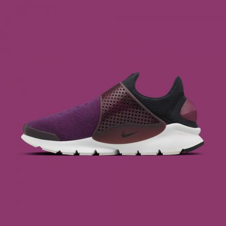 NIKE-SOCK-DART-TECH-FLEECE-MULBERRY-BLACK-WHITE-4