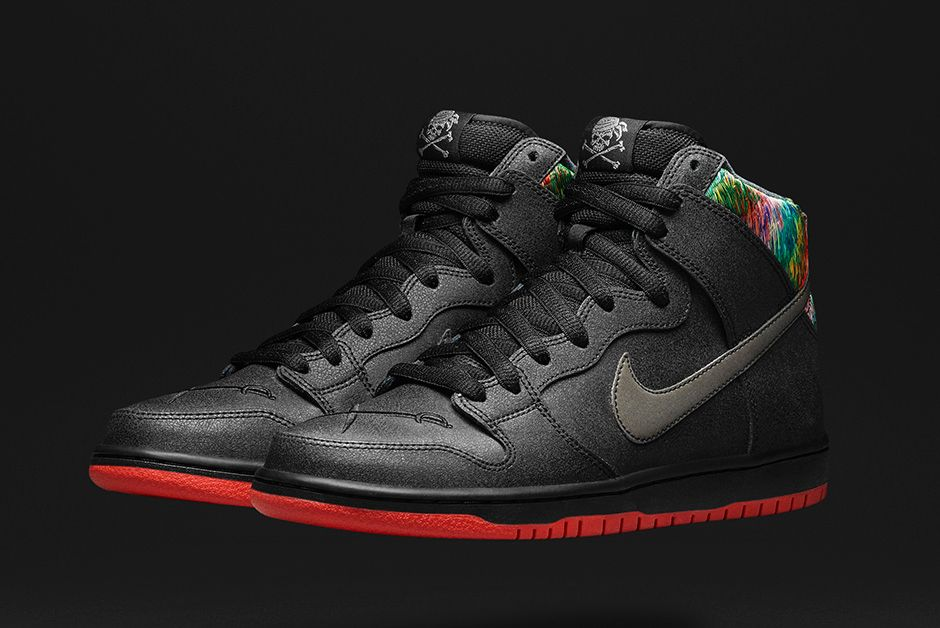 Nike Dunk High Gasparilla spot skate park of tampa
