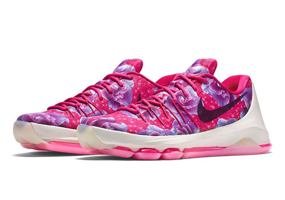 Where to Cop the Nike KD 8 'Aunt Pearl