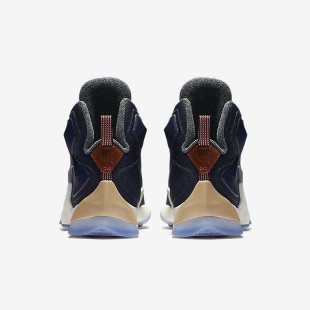 Nike LeBron 13 EXT 'LuxBron' heel
