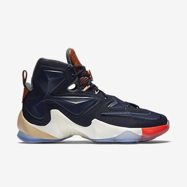Nike LeBron 13 EXT 'LuxBron' medial
