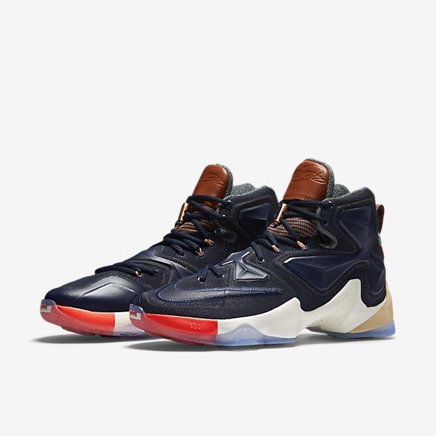Nike LeBron 13 EXT 'LuxBron'