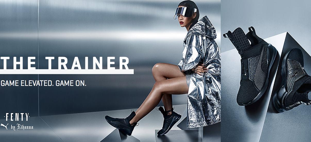 Rihanna x Puma Fenty Trainer