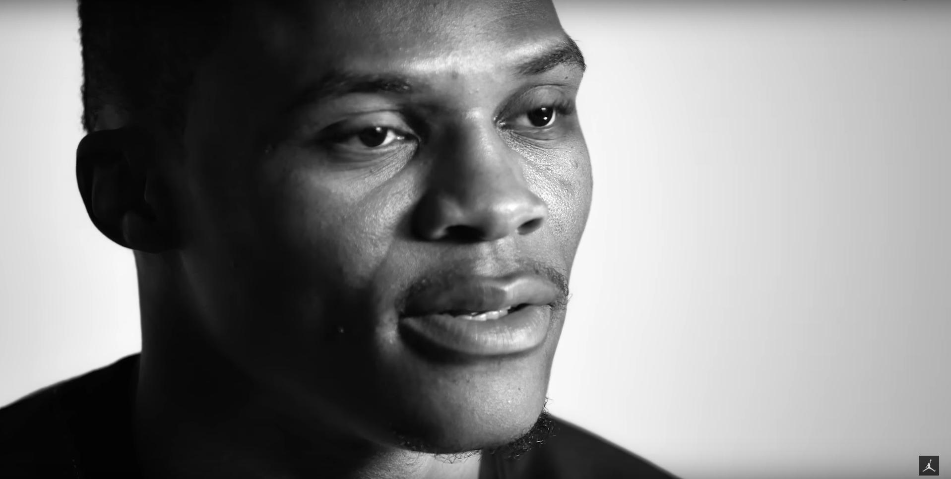 Russell Westbrook's Tells Us What His Favorite Air Jordan Is #WEAREJORDAN