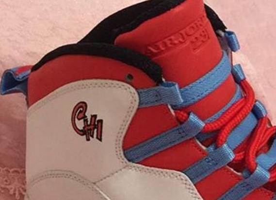 Take a Look at The New 'Chicago' Air Jordan 10 Retro Main