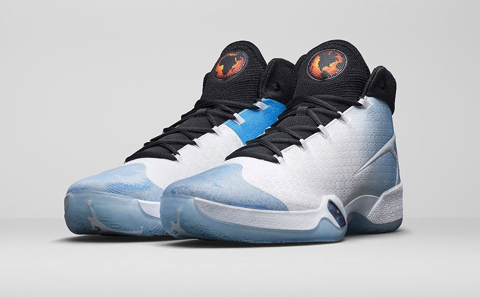 The Air Jordan XXX (30) 'University Blue' Won't be Available In-Store 6