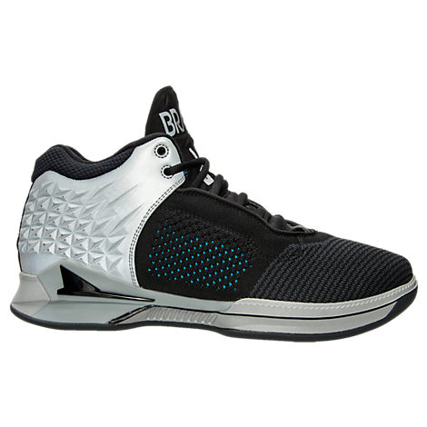 The BrandBlack J Crossover 2 in Black Reflective Silver is Available Once Again 2