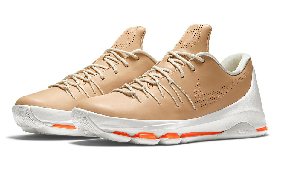 The Nike KD 8 EXT has Arrived in 'Vachetta Tan'-3