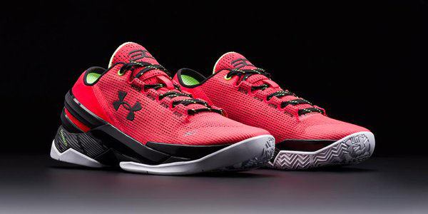 The Under Armour Curry Two Low Energy