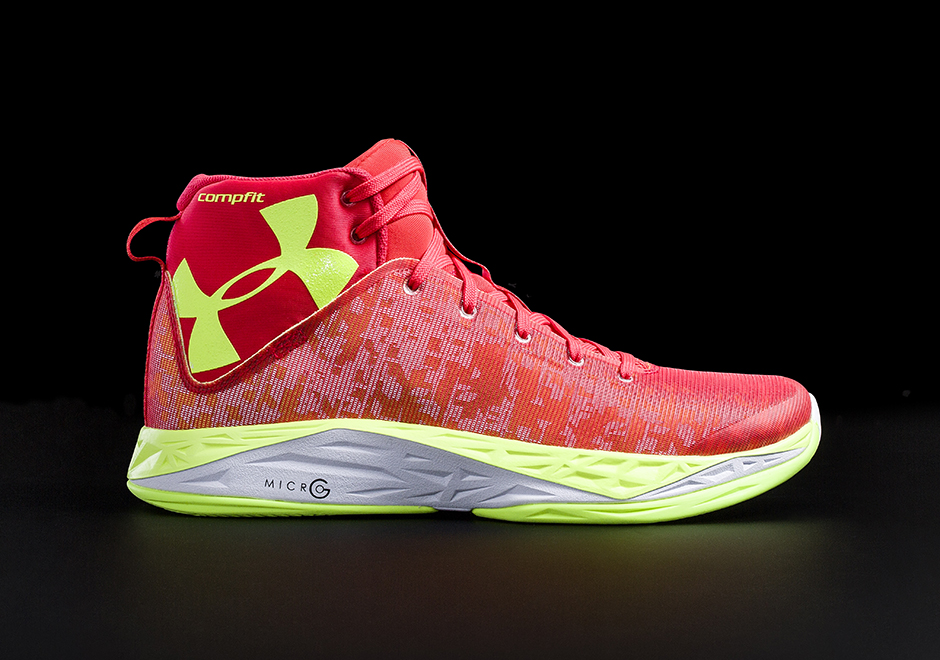 The Under Armour Fire Shot Has 4