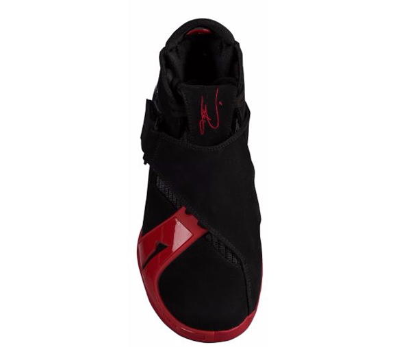 The adidas T-Mac 5 in Black Red is Available Now at FootLocker 4