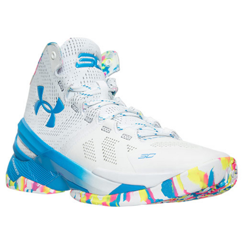 Your Best Look at the Under Armour Curry 2 'Splash Party' 1