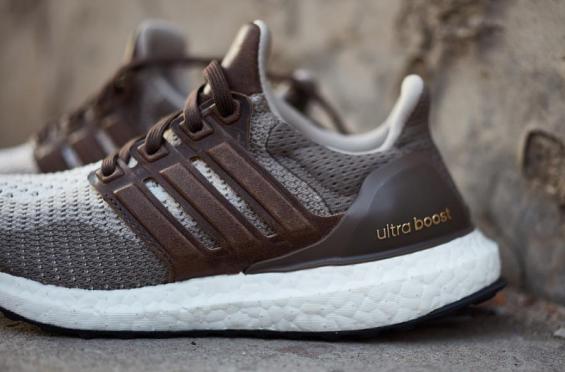 chocolate adidas ultra boost 2