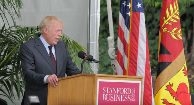 phil knight stanford