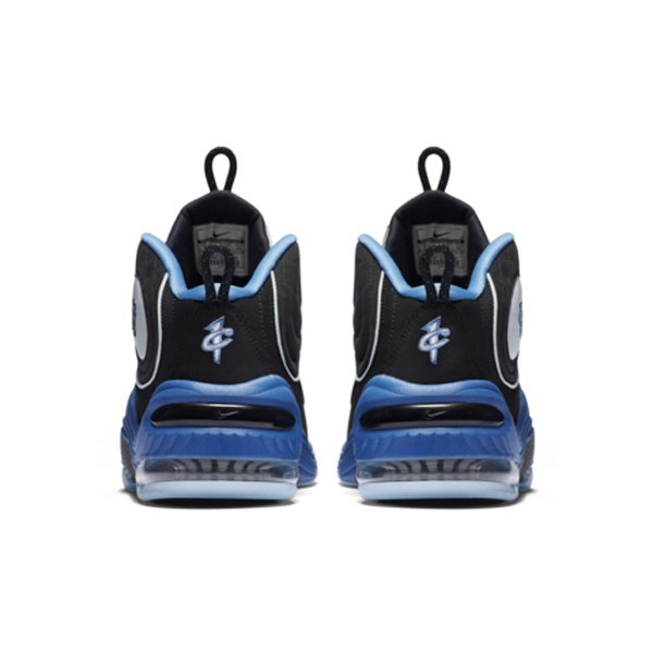 An Official Look at the Nike Air Penny 2 Retro in Black Varsity Royal 3