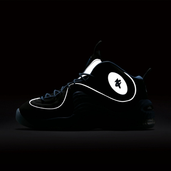 An Official Look at the Nike Air Penny 2 Retro in Black Varsity Royal 5