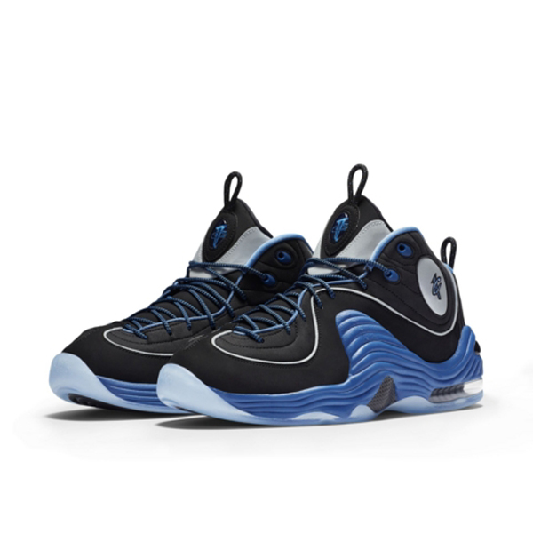 An Official Look at the Nike Air Penny 2 Retro in Black Varsity Royal 6