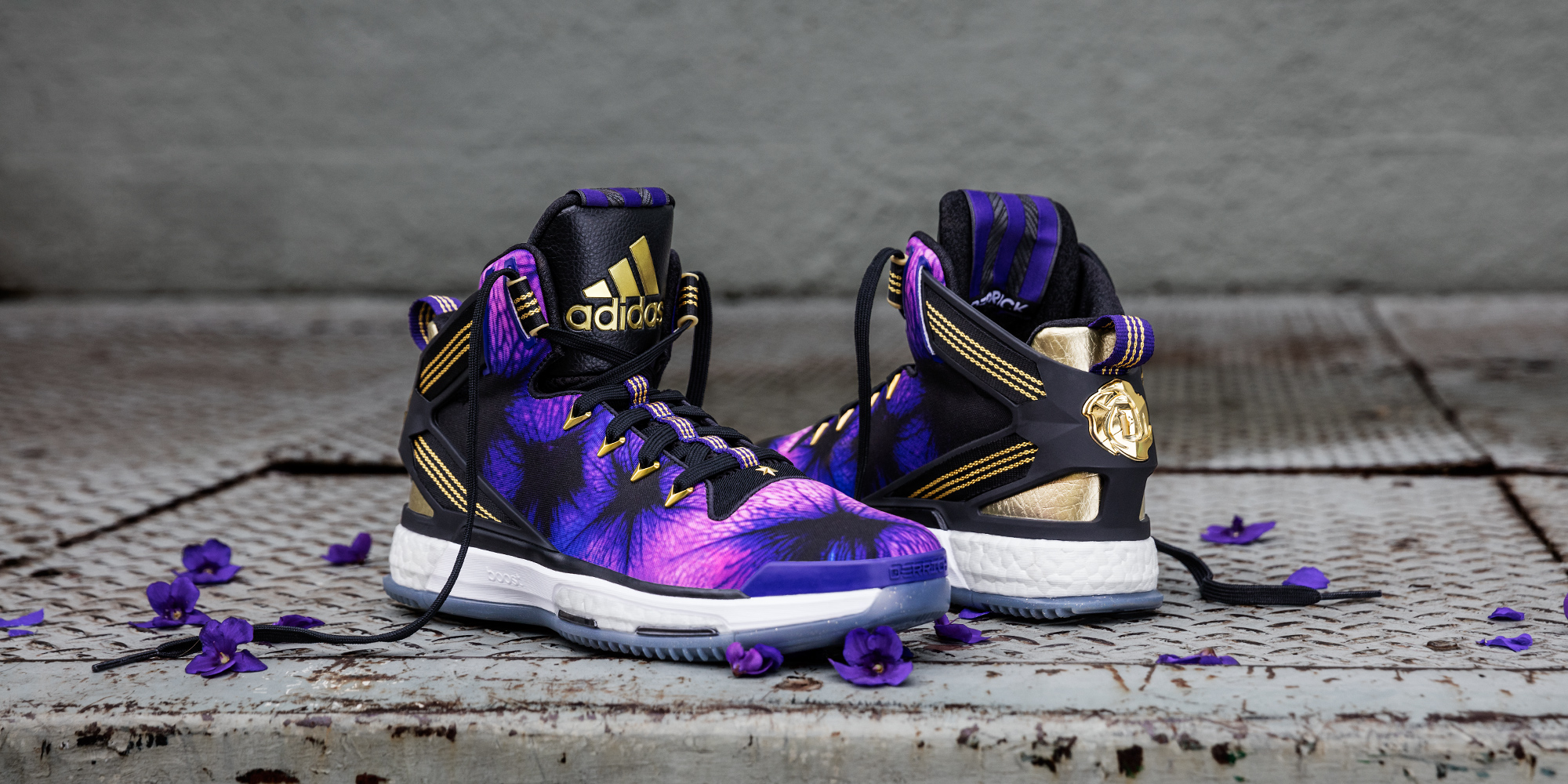 adidas d rose 6 boost bhm