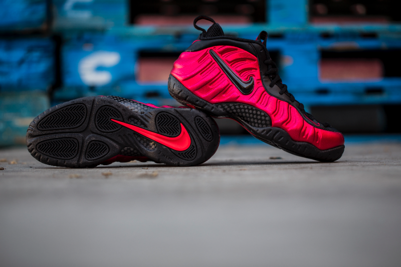 Get Up Close and Personal with the Nike Air Foamposite Pro 'University Red' 3