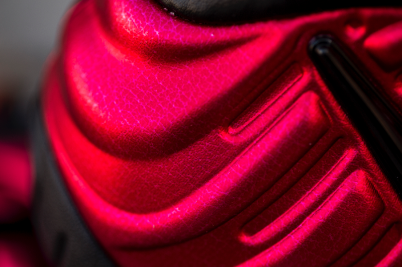 Get Up Close and Personal with the Nike Air Foamposite Pro 'University Red' 4