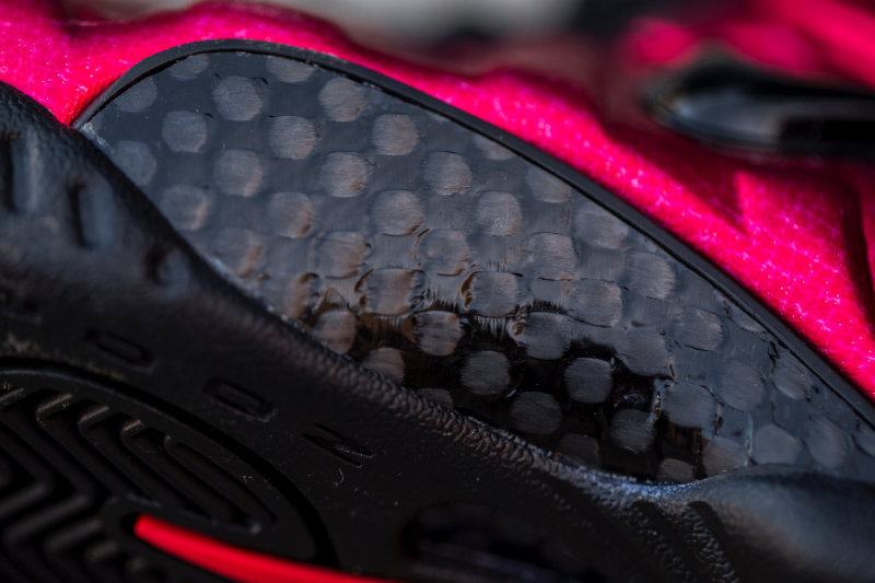 Get Up Close and Personal with the Nike Air Foamposite Pro 'University Red' 5