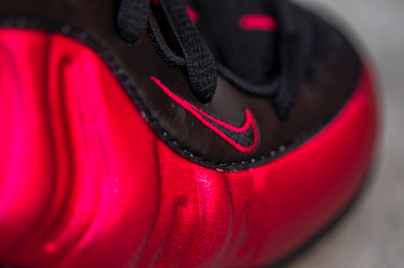 Get Up Close and Personal with the Nike Air Foamposite Pro 'University Red' 6