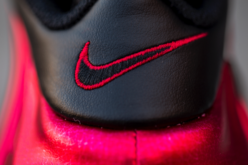 Get Up Close and Personal with the Nike Air Foamposite Pro 'University Red' 8