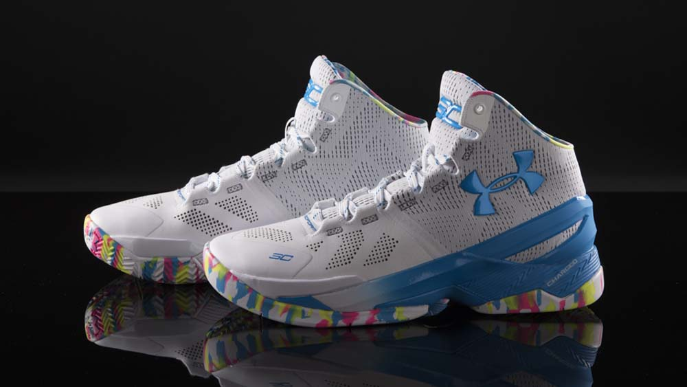 Get Up Close and Personal with the Under Armour Curry 2 'Surprise Party' 1