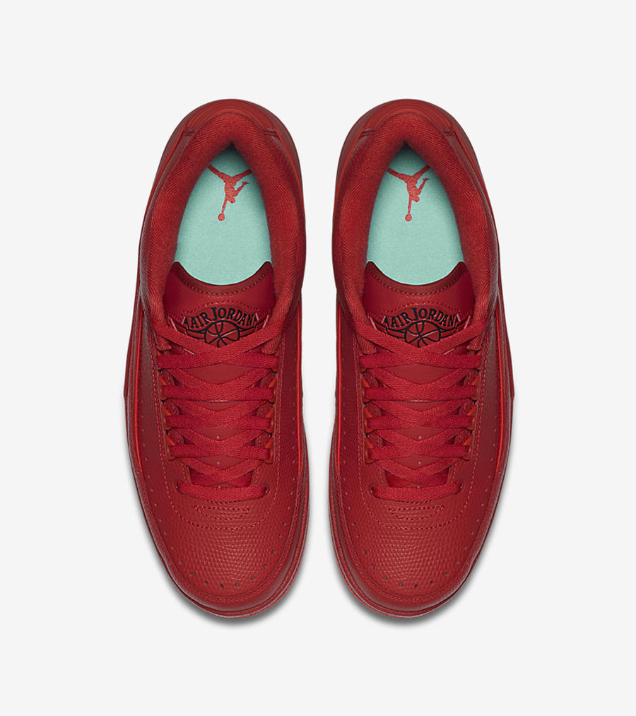 Get an Official Look at the Air Jordan 2 Retro Low 'Gym Red' 4