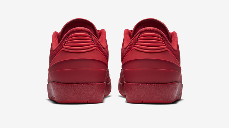 Get an Official Look at the Air Jordan 2 Retro Low 'Gym Red' 6