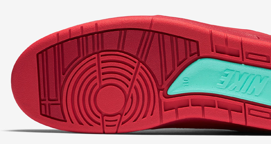 Get an Official Look at the Air Jordan 2 Retro Low 'Gym Red' 8